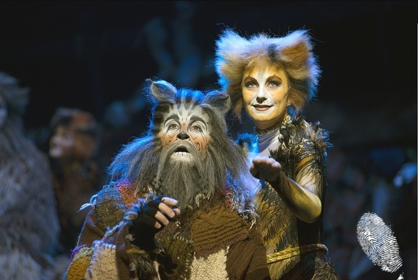 Cats - Оригиналният мюзикъл от Бродуей