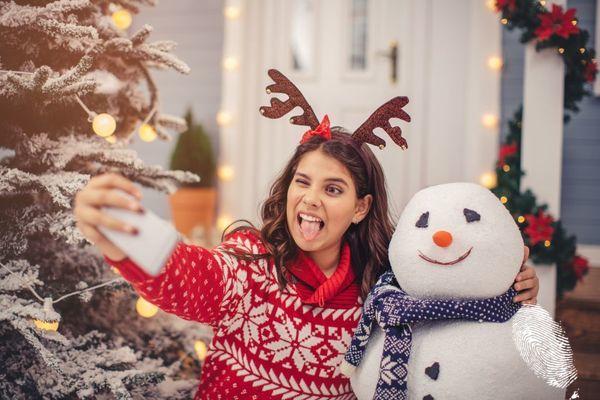 Как да запазиш имиджа си в социалните мрежи по време на празниците