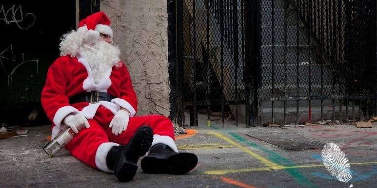 До Дядо Коледа