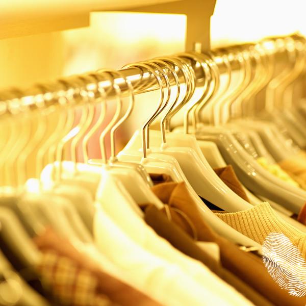 Цял куп дрехи
