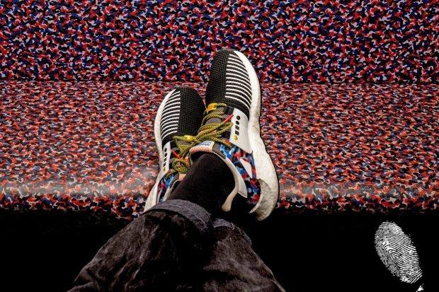 Нов Adidas EQT - с мотиви от берлинското метро и още нещо