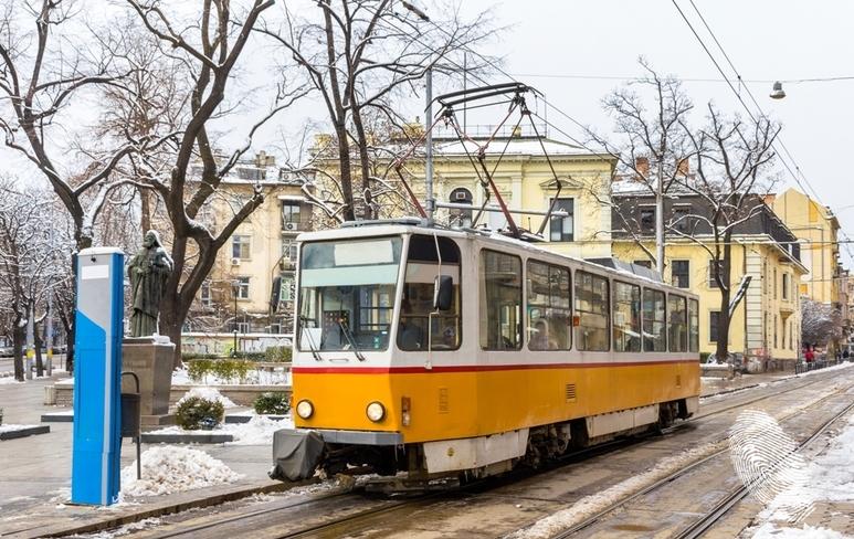 Смъртта на трамвая
