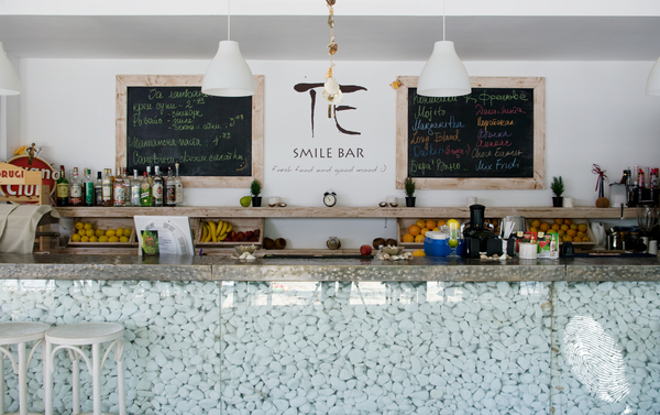 Smile Bar TE