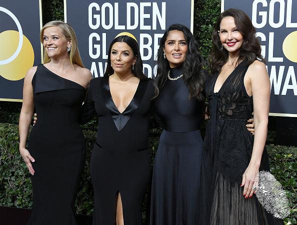 Златни глобуси и черни рокли. Убийствени черни рокли