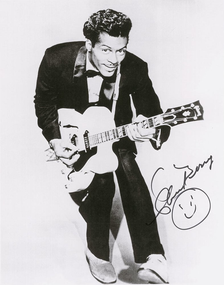 chuck berry image